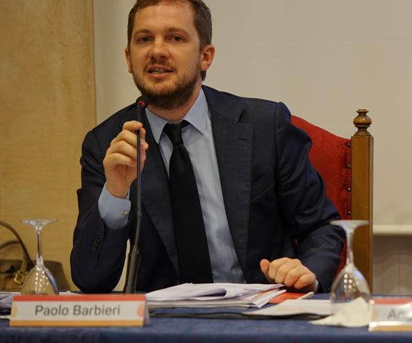 Il Vicepresidente di CPL Paolo Barbieri presiede le votazioni assembleari per il rinnovo dello Statuto