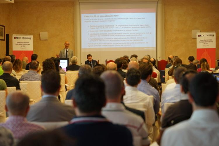 Il Direttore Generale di CPL Pierluigi Capelli espone gli obiettivi raggiunti e quelli da conseguire nel prossimo futuro