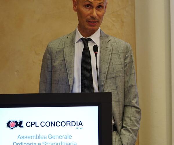 Pierluigi Capelli, Direttore Generale di CPL CONCORDIA