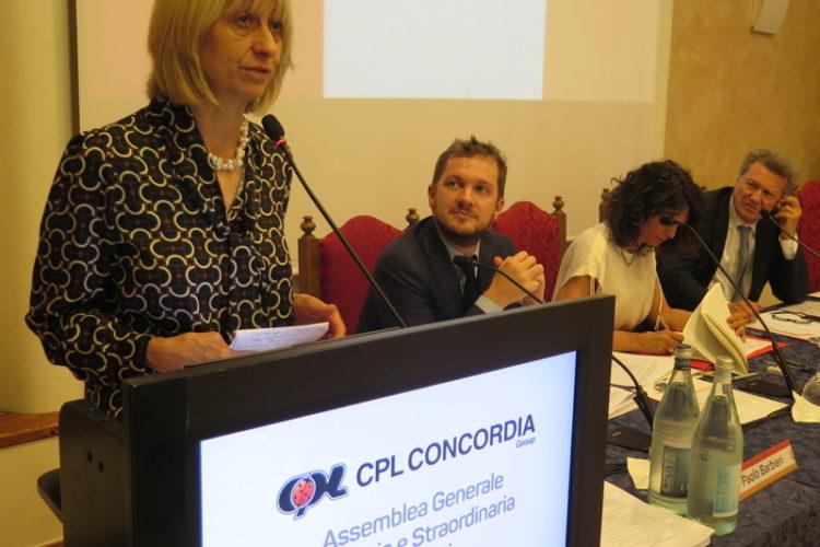 L'intervento di Palma Costi, Assessore Emilia-Romagna alle Attività Produttive e Ricostruzione post-sisma
