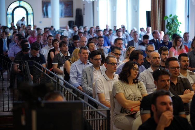 I Soci provenienti da tutte le aree di CPL in Italia per approvare l'esercizio 2016 e il nuovo Statuto sociale