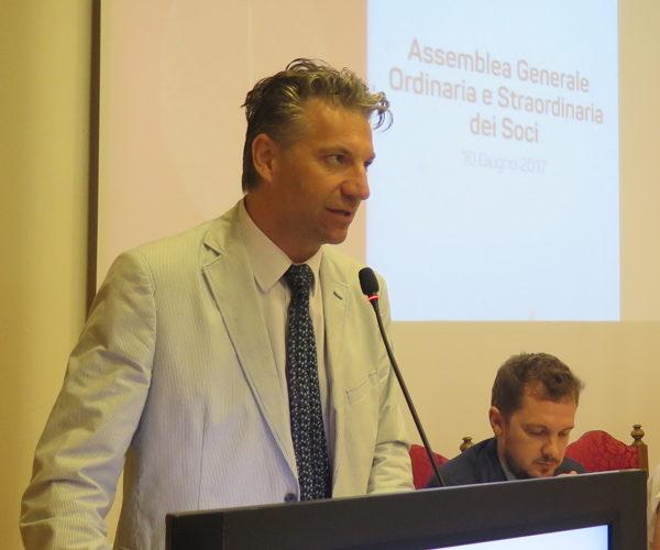 Luca Prandini, Sindaco di Concordia sulla Secchia (MO)